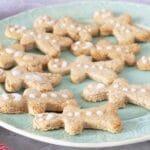 plate of gingerbread men