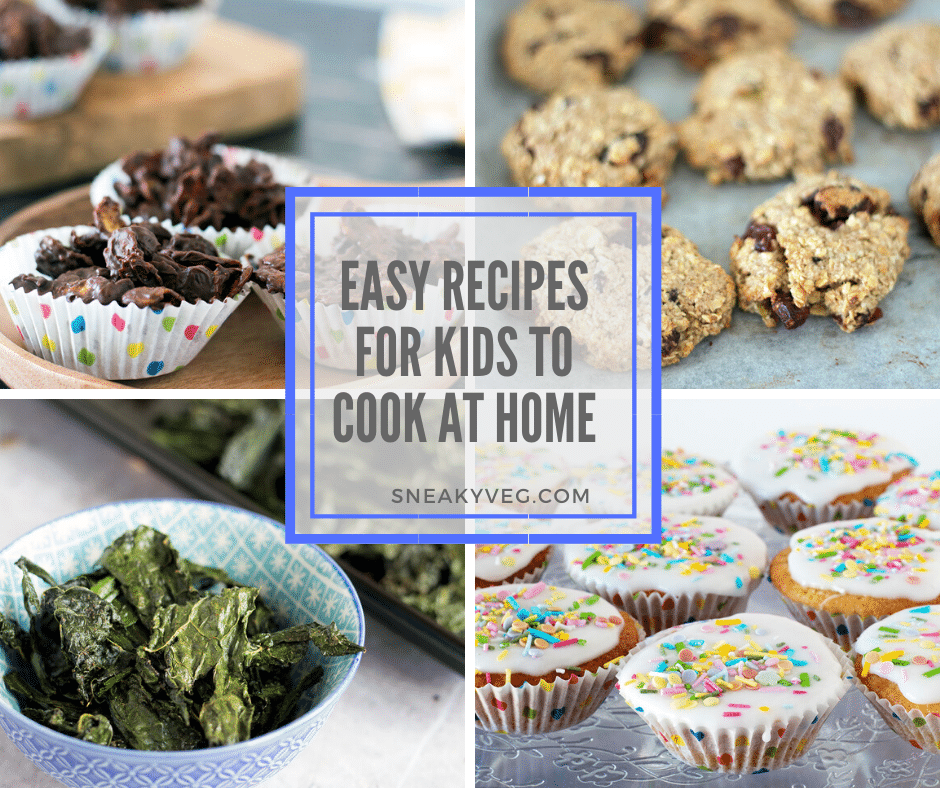 easy recipes for kids to cook at home