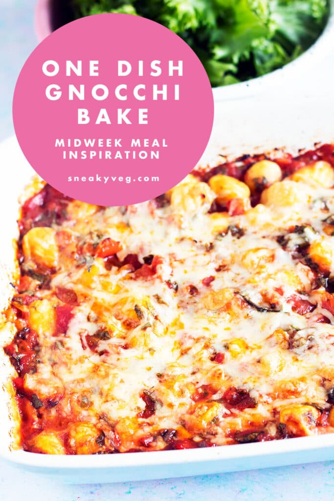 gnocchi bake in oven tray